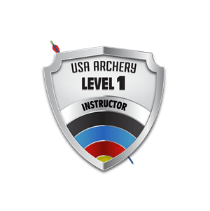 Certified Level 1 Archery Coach