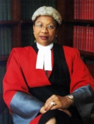 SENIOR JUSTICE ANITA ALLEN YOU ARE SIMPLY THE BEST! | Bahamaspress.com