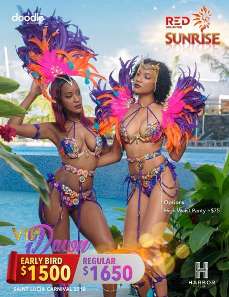 St. Lucia Carnival 2018