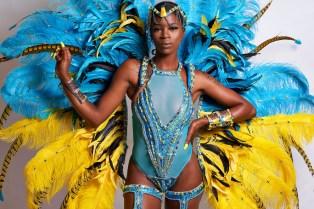 Bahamas carnival costumes