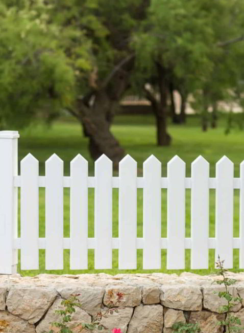 Spear Picket Fencing Style
