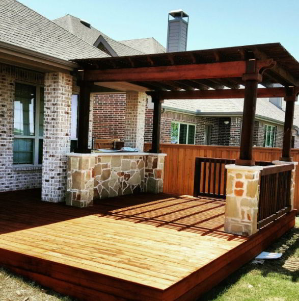 Best pergola for deck