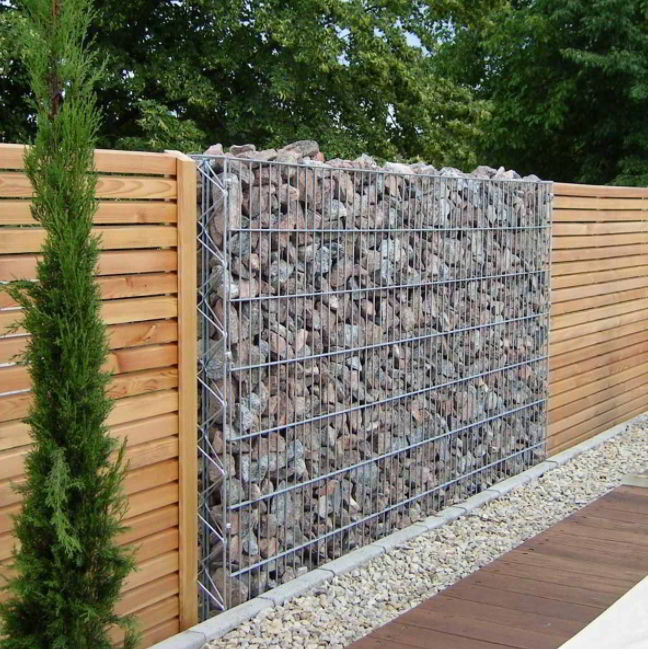 Most Natural Horizontal Fence