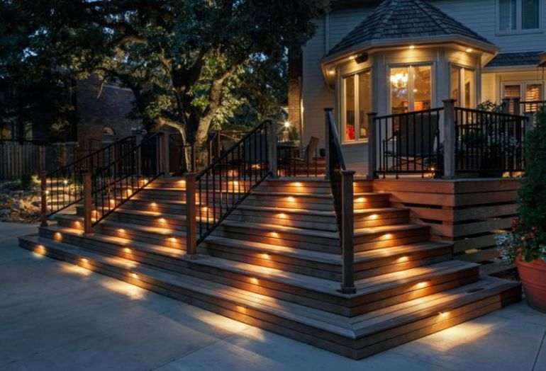 Beautiful Outdoor Lighting