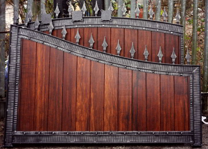 best fence gate design