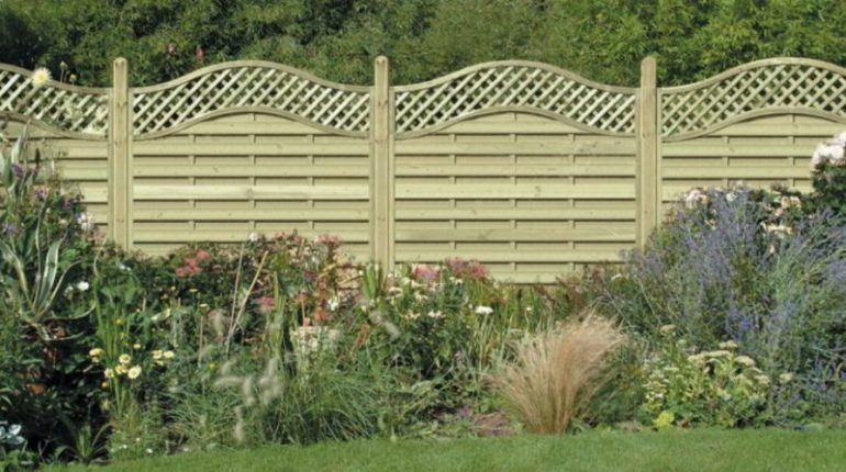 Privacy Lattice Fence Ideas
