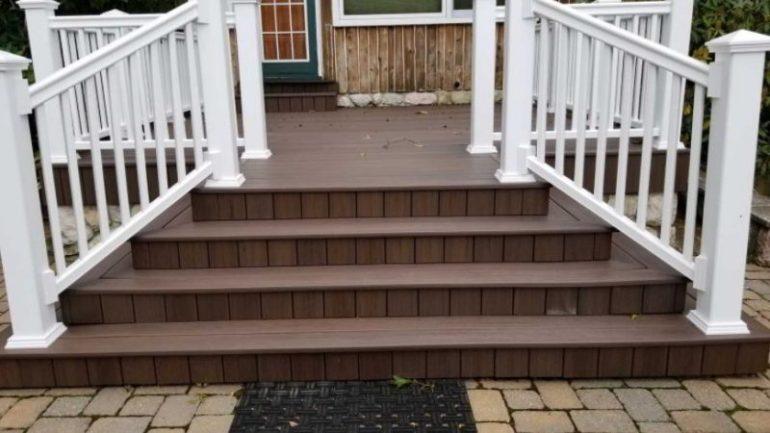 Magnificent Deck stair Ideas