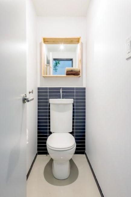 Tiny Toilet Room Design