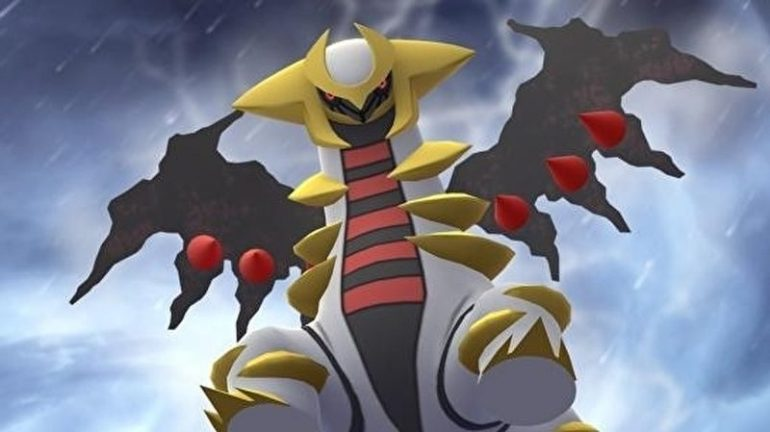 Giratina pokemon