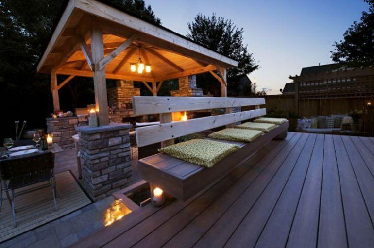 Small Lighting in Farmhouse Design