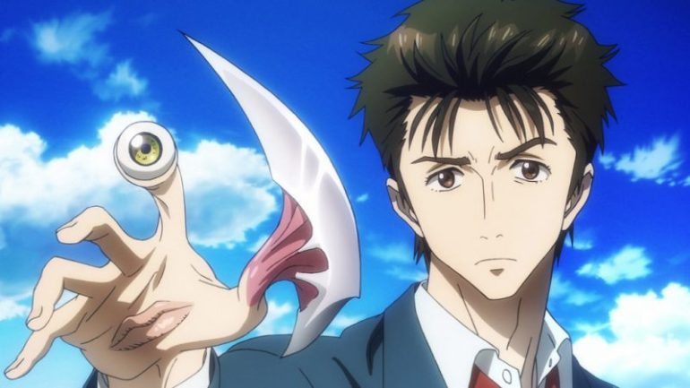 Parasyte The Maxim Anime