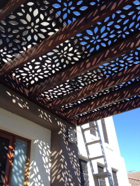 best deck roof ideas