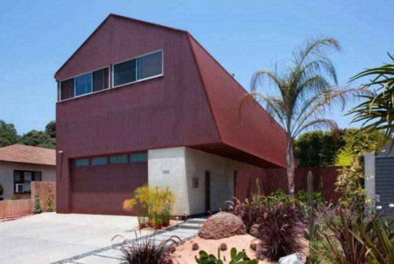 Modern Metal Barndominium Design Ideas