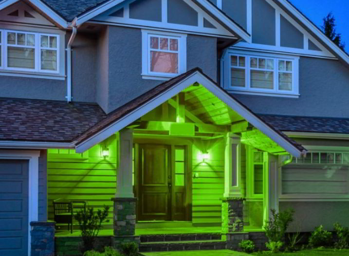 Porch Light Colors