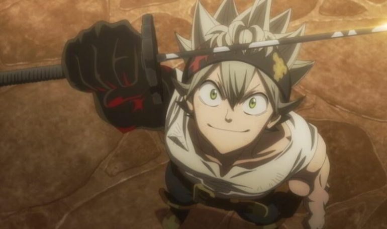 Black Clover Dubbed Anime