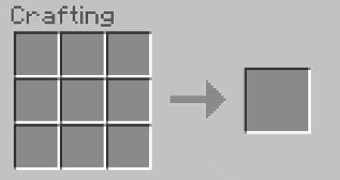 Make a Torch in Minecraft