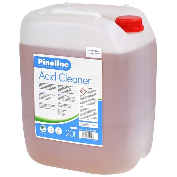 Jual Acid Cleaner Untuk Industri