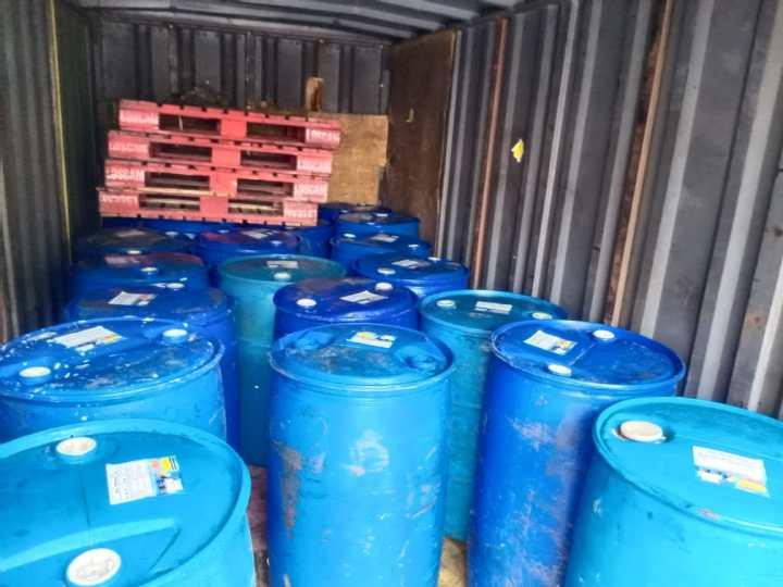 Distributor Bahan Kimia Jual HCL 32