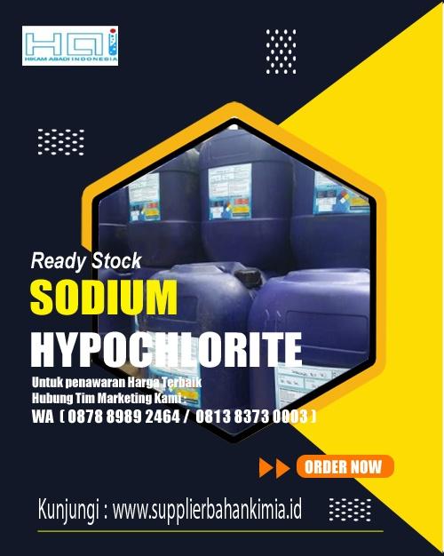 Jual Sodium Hypochlorite