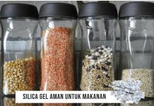 Silica Gel Aman Untuk Makanan