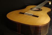 gitar kayu akustik bagus