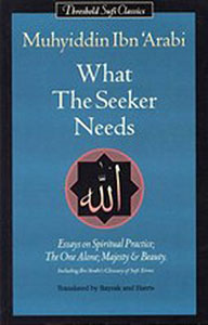 What the Seeker Needs