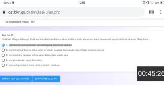Soal TKP CPNS CAT BKN Online (30)