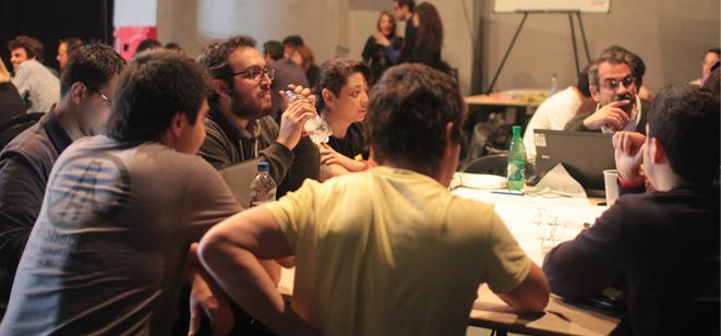 Hacks/Hackers Buenos Aires Media Party