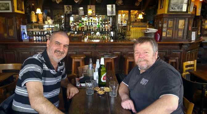 50 años, 50 amigos: Claudio Veloso
