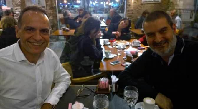 50 años, 50 amigos: Pablo Bedrossian