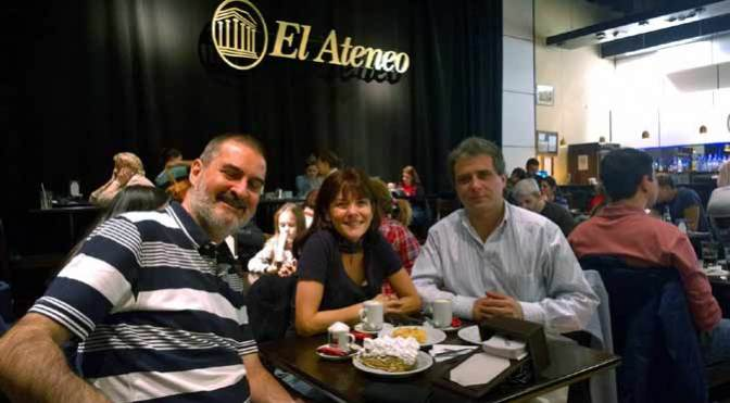 50 años, 50 amigos: Verónica Aduriz y Jorge Araujo