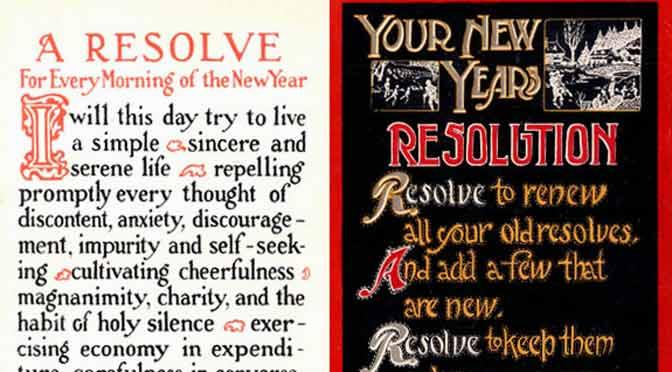 ¿Cuáles son tus metas y resoluciones para el 2016?