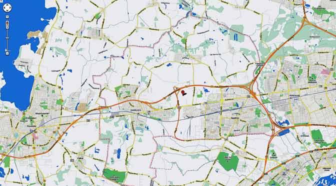 Los 10 años de Google Maps ilustran cómo evolucionó Internet