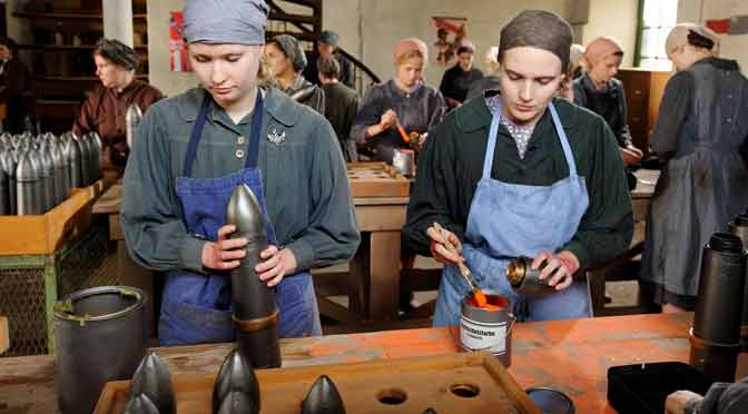 «Madres del tercer Reich» llega a la TV por cable