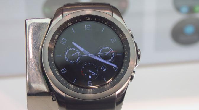 """El LG Watch Urban LTE, el primer reloj """"inteligente"""" que abandona al celular"""