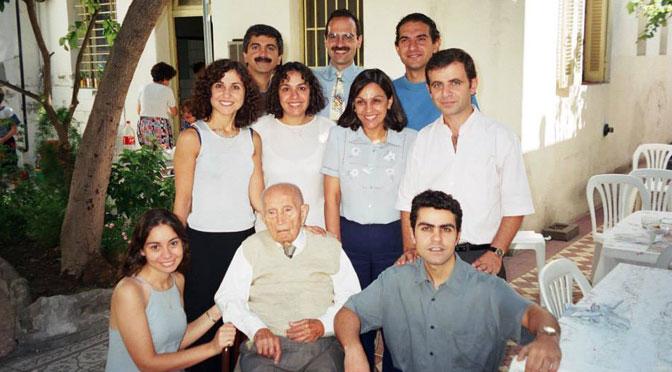 Principios del ascenso personal y familiar desde el genocidio armenio