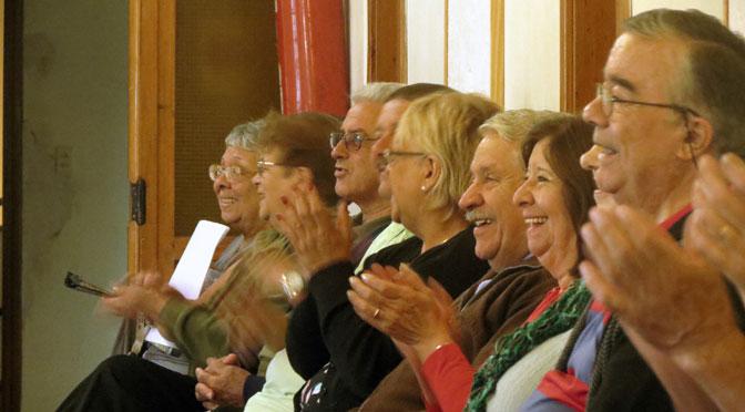 Jornada en Buenos Aires sobre derechos de las personas mayores