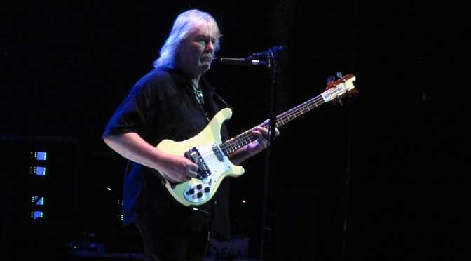 Chris Squire, el mejor bajista del rock sinfónico