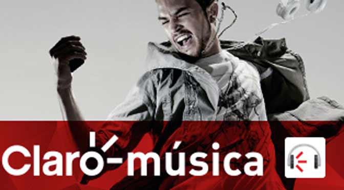 ¿Cuáles son los artistas, canciones y listas más escuchadas en Claro Música?