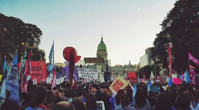 #NiUnaMenos: unidad en la diversidad contra los femicidios