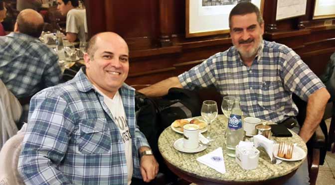 50 años, 50 amigos: Adrián Taccone