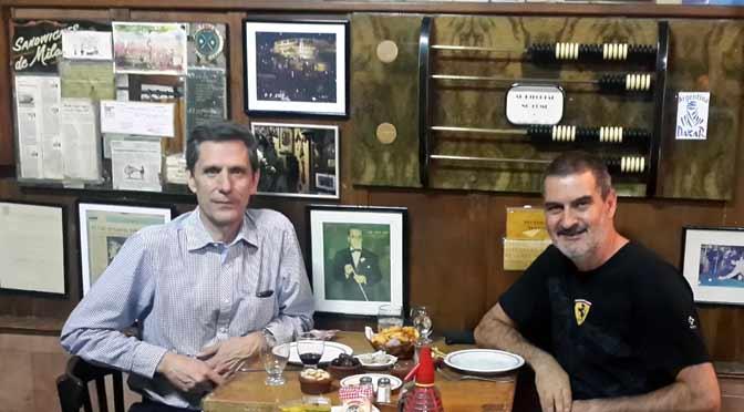 50 años, 50 amigos: Alberto Ermili