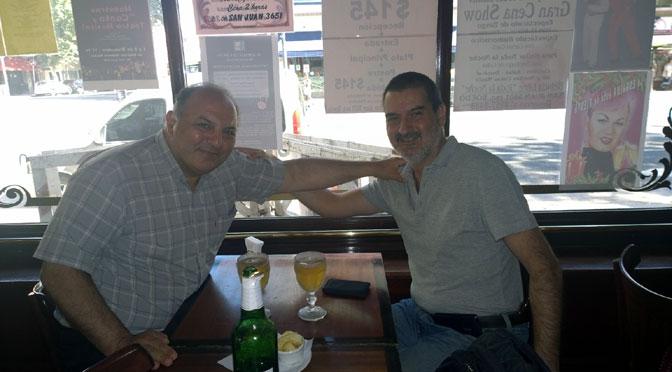 50 años, 50 amigos: Daniel Khatcherian