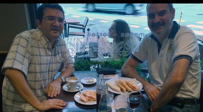 50 años, 50 amigos: Gastón Espejo