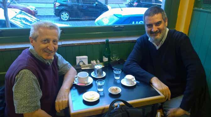 50 años, 50 amigos: Jorge Panero