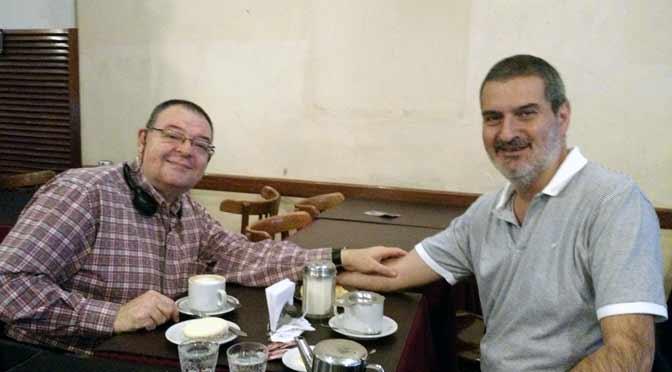 50 años, 50 amigos: Ricardo Goldberger