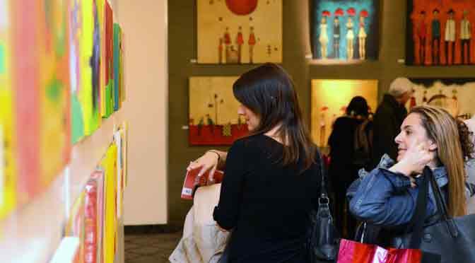 Ayudarte, una muestra de arte con fines solidarios en Buenos Aires