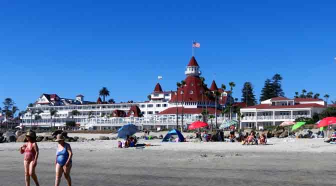 El Hotel del Coronado, el Llao Llao de San Diego