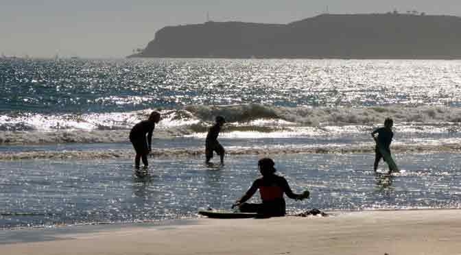 Coronado Beach, la mejor playa de San Diego