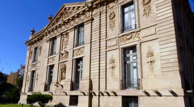 El Palacio Ferreyra, símbolo de Francia en Córdoba